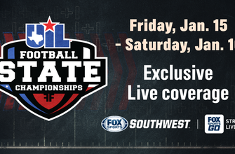 2020 UIL Football State Championships Classes 5A - 6A To Air Exclusively on FOX Sports Southwest