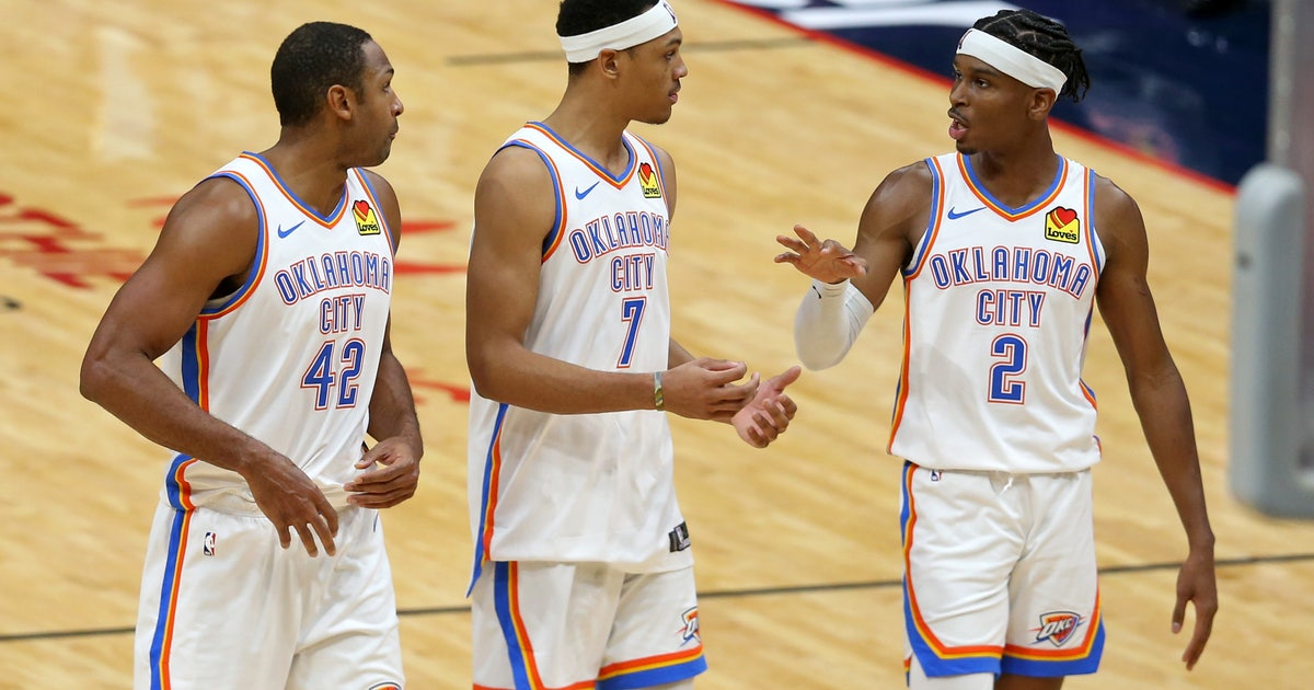 Hill's late free throws lift Thunder over Pelicans 111-110