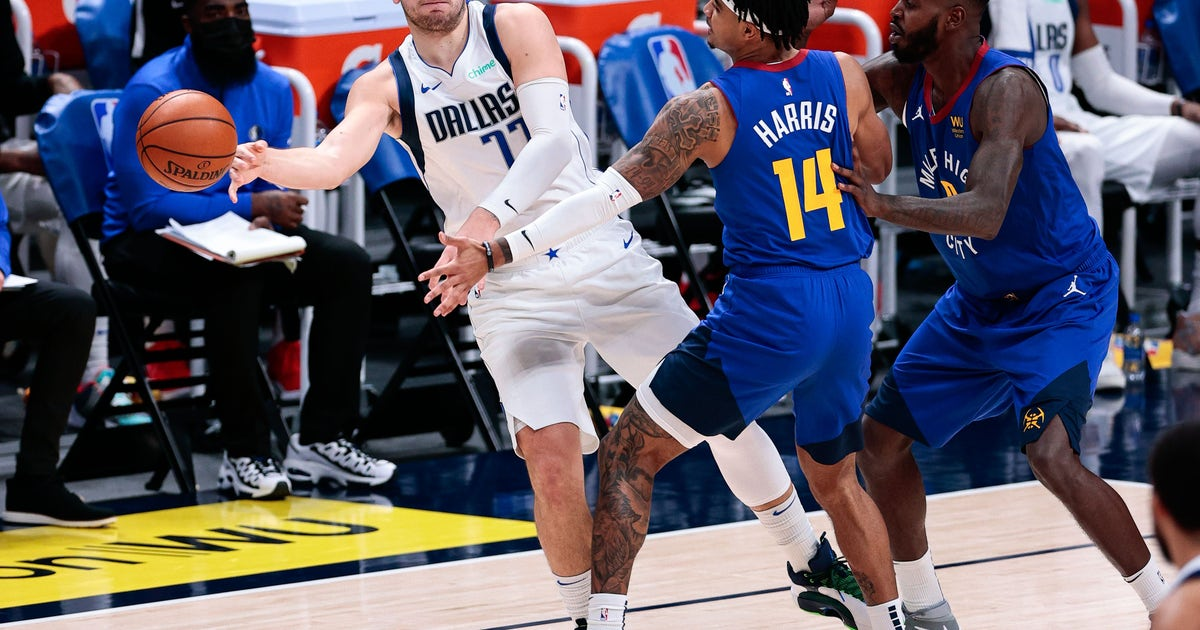 Doncic nets 38 in near triple-double, Mavs top Nuggets in OT