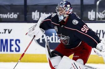 Hours after Dubois trade, Blue Jackets beat Lightning 5-2