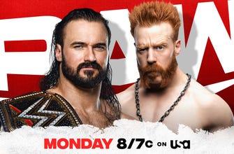 WWE Champion Drew McIntyre to address Sheamus on Raw