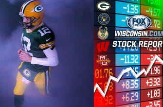 Midweek Stock Report: Packers' Rodgers also an MVP in speechmaking