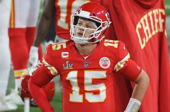 Marcellus Wiley: It's time to pump your breaks on the Patrick Mahomes hype | SPEAK FOR YOURSELF