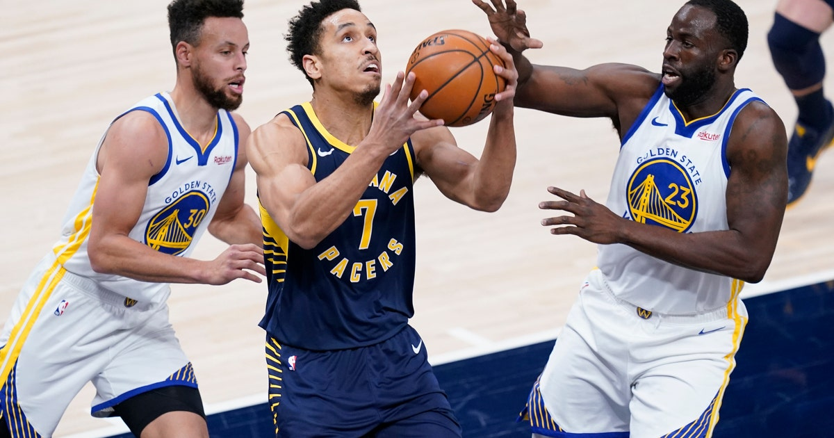 Pacers' home losing streak extends to four games with 111-107 loss to Warriors