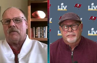 Reid, Arians bring different but prolific offensive systems to Super Bowl