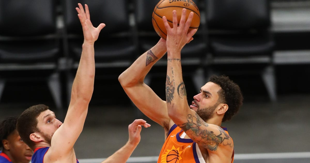 Pistons drop third straight, 109-92 to Suns (WITH VIDEOS)