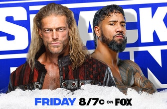 Edge to battle Jey Uso to become the Special Enforcer at WWE Fastlane