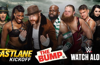 WWE's The Bump, Kickoff Show, Watch Along and more slated for Fastlane Sunday thumbnail