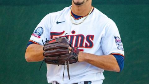 Jose Berrios, Twins pitcher