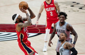 Lillard scores 50, Blazers rally past Pelicans 125-124 thumbnail