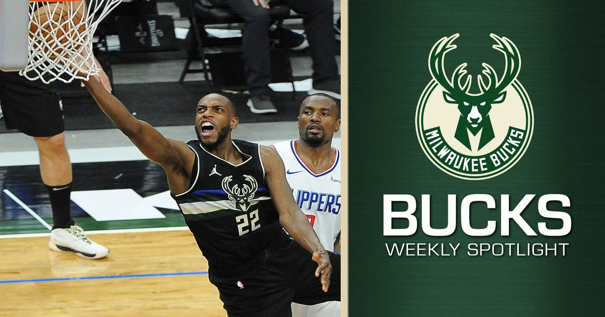 Snubbed by voters, Middleton making All-Star impact for Bucks