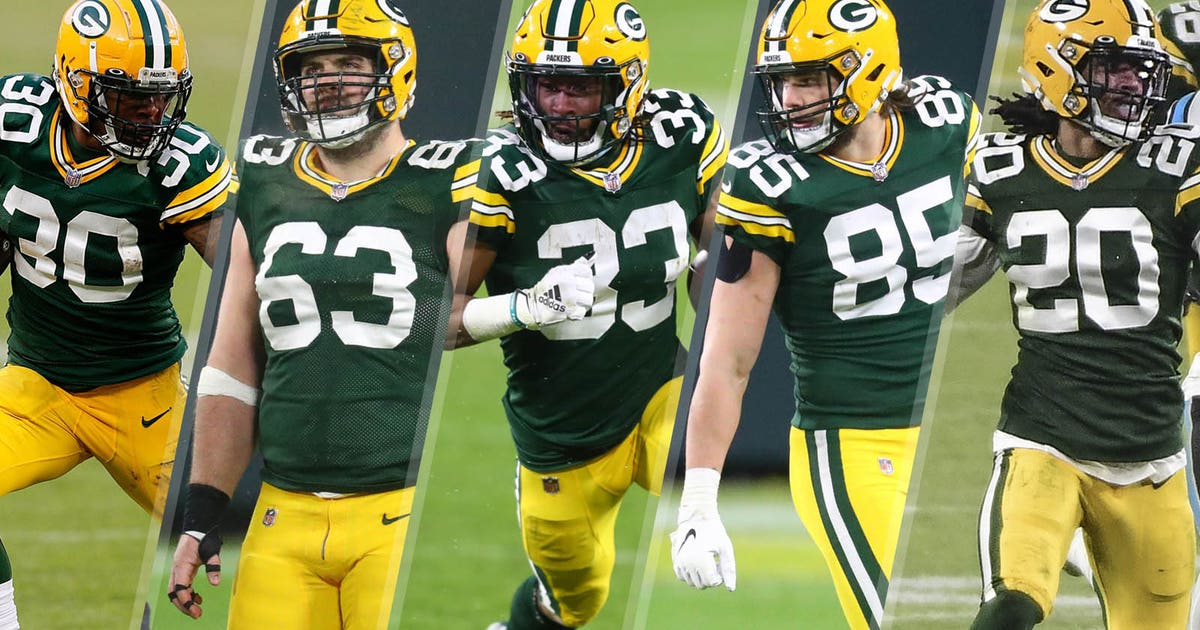 Green Bay Packers 2021 impending free agents primer