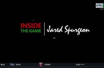 Inside the game with Jared Spurgeon: the art of the rover