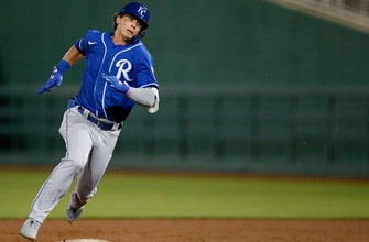 Starling, Witt Jr. go deep as Royals beat Dodgers 8-4 thumbnail