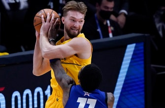Sabonis scores two points in Team LeBron's 170-150 win over Team Durant
