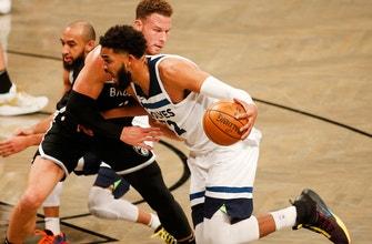 HIGHLIGHTS: Nets 112, Timberwolves 107