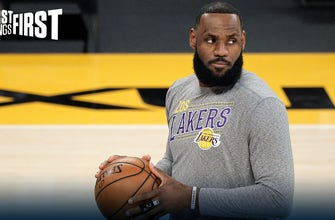 Chris Broussard: LeBron & Lakers needs more than a 'thunderstorm' to beat Nets   FIRST THINGS FIRST thumbnail