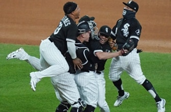 Carlos Rodón falls one out shy of perfect game, still tosses no-no in White Sox 8-0 win thumbnail