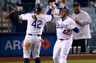 Dodgers mount comeback vs. Rockies for sixth-straight win thumbnail