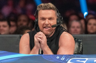 Pat McAfee joins Friday Night SmackDown announce team thumbnail