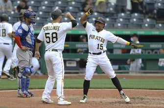 Cubs offense struggles again in 7-1 loss to Pirates thumbnail