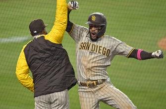 Fernando Tatis Jr. cranks two homers as Padres beat Dodgers, 6-1 thumbnail