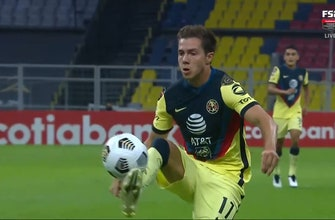 Club America advances thanks to away goals despite 1-0 loss to C.D. Olimpia