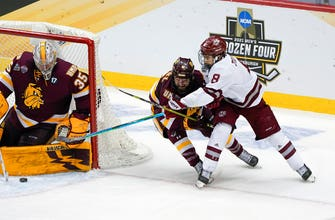 Former Gophers' Wait scores in OT to send UMass past Minnesota Duluth thumbnail