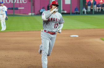 Shohei Ohtani hits fourth homer of the season, but Angels lose 3-2 to Royals thumbnail