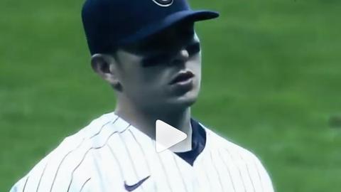 Luis Urias, Brewers infielder