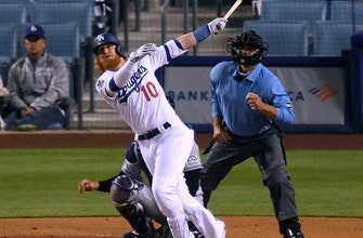 Dodgers get by the Rockies, helped by Turner, McKinstry home runs thumbnail