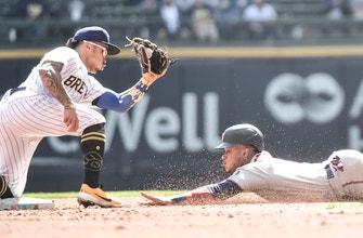 Bradley Jr. homers in Brewers' 8-2 defeat versus Twins thumbnail