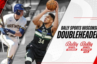 Bally Sports Wisconsin announces doubleheader plans for Brewers, Bucks thumbnail