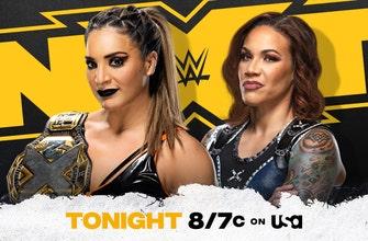 WWE NXT: May 11, 2021