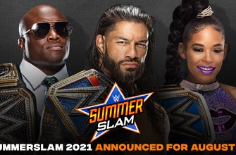 SummerSlam set for Saturday, August 21