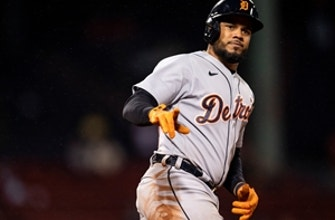 Jeimer Candelario's three-run homer in extras lifts Tigers to 6-5 win over Red Sox thumbnail