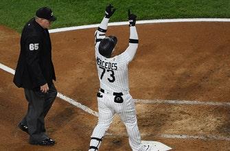 Yermin Mercedes crushes home run, White Sox beat Orioles 5-1