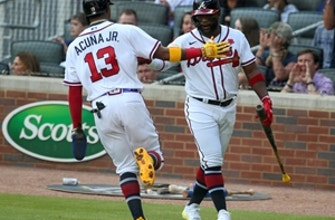 Robert Acuña Jr. launches 16th homer as Braves beat Nationals, 5-3