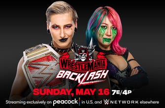 Raw Women's Champion Rhea Ripley vs. Asuka thumbnail