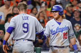 Dodgers chase Zack Greinke after sixth, beat Astros, 9-2