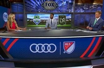 Alexi Lalas, Mo Edu break down Seattle Sounders' big 2-0 win over LAFC