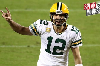 Marcellus Wiley: If I'm Aaron Rodgers' teammates, I'm 'giving him smoke' for holding out   SPEAK FOR YOURSELF