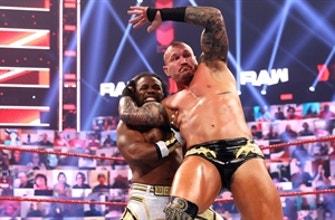 Xavier Woods vs.Randy Orton: Raw, 31 de mayo de 2021