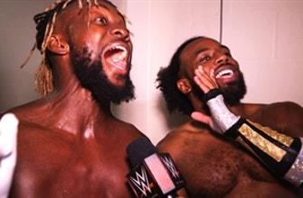 The New Day se enorgullece de sacudir el impulso de RK-Bro: Exclusiva de WWE Network, 7 de junio de 2021