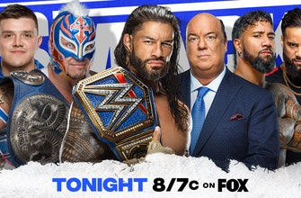 Friday Night SmackDown: 11 de junio de 2021