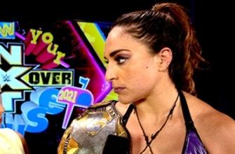 Alinee a los retadores para Raquel González: Exclusiva de WWE Network, 13 de julio de 2021
