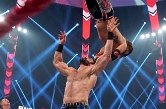 Drew McIntyre vs.AJ Styles: Raw, 14 de junio de 2021