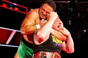 Los momentos más rudos de Samoa Joe: WWE Top 10, 24 de junio de 2021