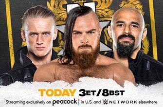 WWE NXT UK: 24 de junio de 2021