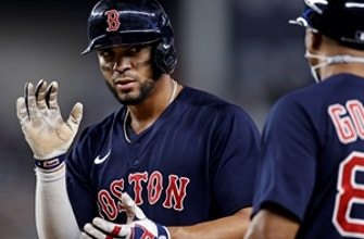 Xander Bogaerts two-run double in extras delivers Red Sox 6-5 comeback win over Yankees thumbnail